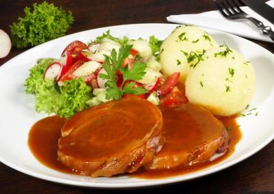 Fleischerei Staroske - Berlin Tiergarten - Mittagstisch